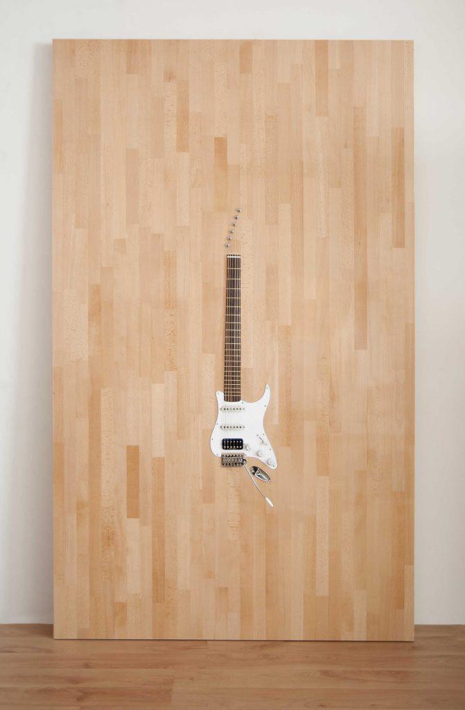 Casi guitarra (Nogal)