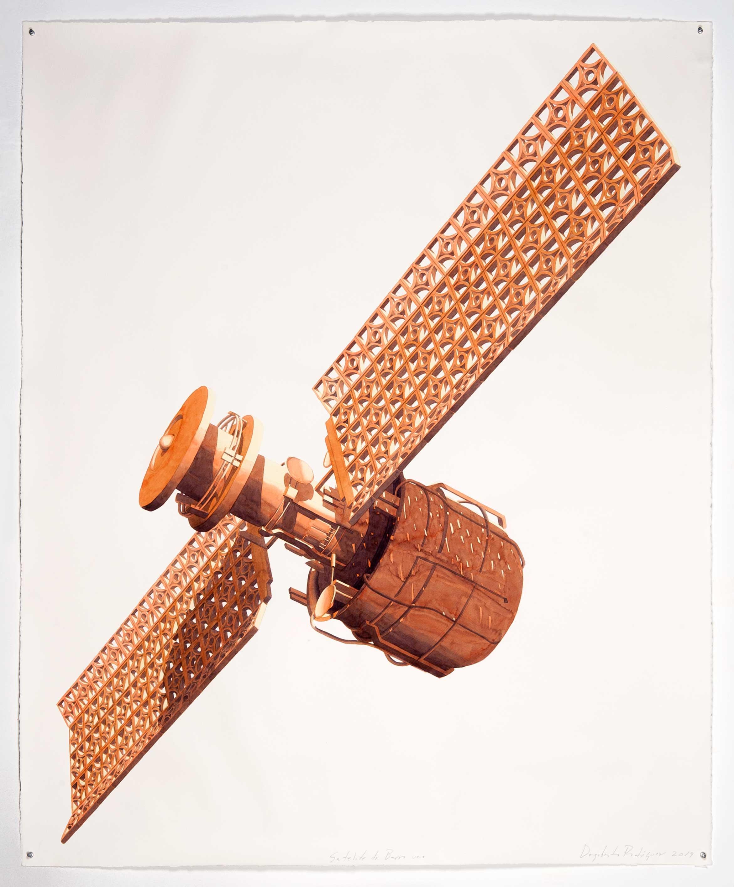 Satelite de Barro uno