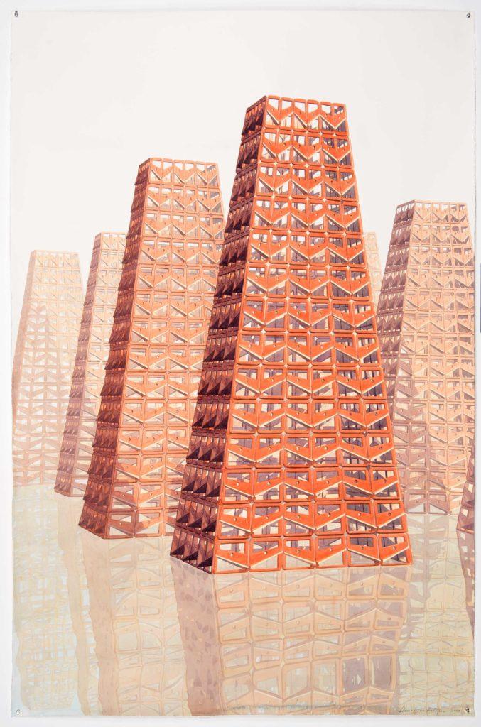 Piramides de Agua
