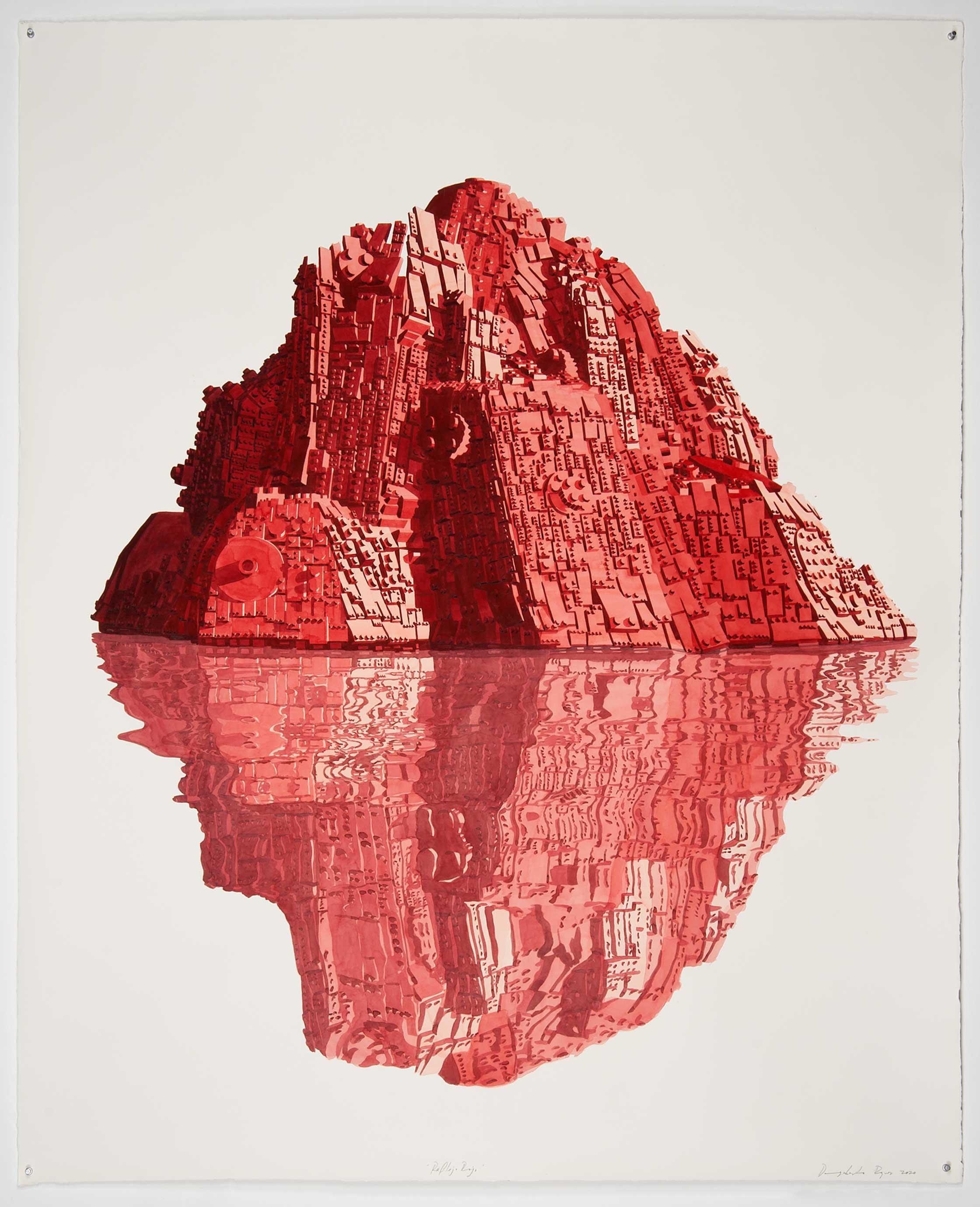 Reflejo Rojo